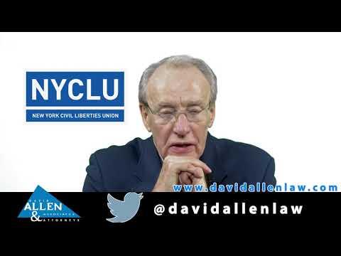 David Allen Legal Tuesday: Criminal Defendant Argues Amount of Bail Unconstitutional