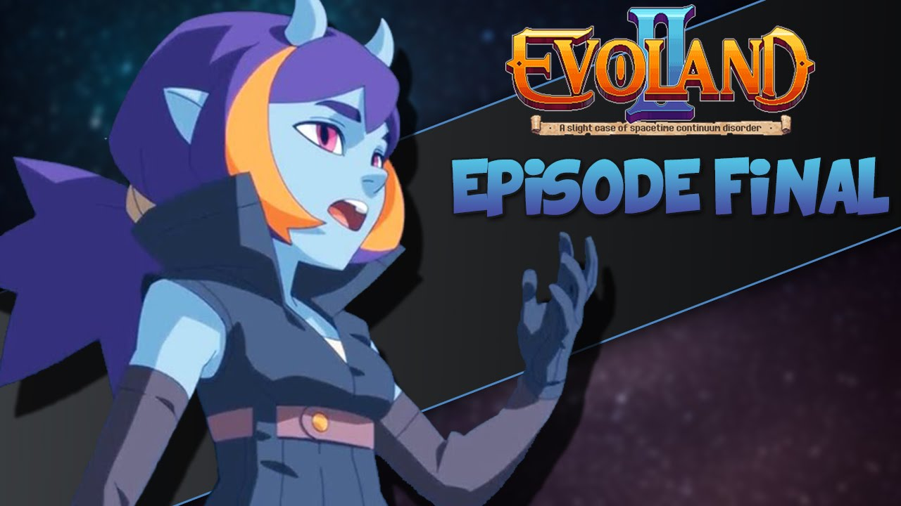 Evoland II #FIN : L'EXPLOSION DU TEMPS ?