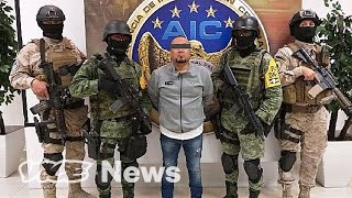 Security Forces Finally Captured Infamous Cartel Boss 'The Sledgehammer'