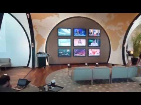 Ataturk Airport CIP - Best Star Alliance Gold Lounge - Istanbul, Turkey