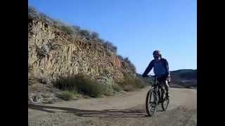 Diamond Valley Lake bike ride Hemet California