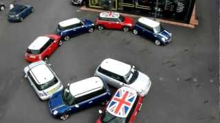 Bowker MINI Celebrates Preston Guild with Biggest G