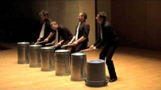 TorQ Percussion Quartet plays Stinkin