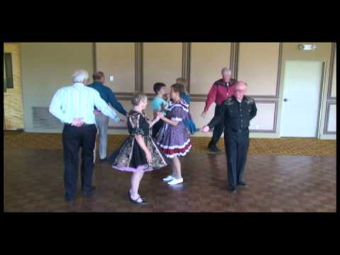 Video Square Dance Lessons - Plus Lesson #2