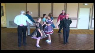 Video Square Dance Lessons - Plus Lesson #2