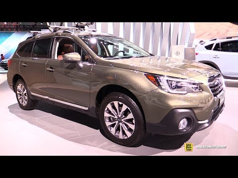 2018 Subaru Outback - Exterior And Interior Walkaround - 2017 LA Auto Show
