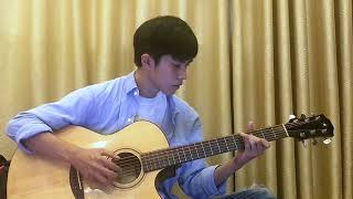 (Sungha Jung) Flaming - Guitar Cover - Quoc Nghia