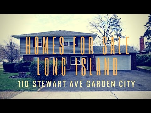 Homes For Sale | 110 Stewart Ave Garden City, NY | Long Island