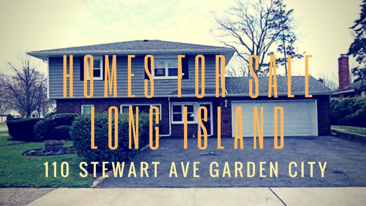 Homes For Sale Long Island: 110 Stewart Ave Garden City, NY
