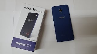Alcatel 1X Evolve Unboxing & Impressions!