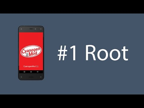 #1 Amazon Fire Phone rooten (Fire OS 4.6.1) (Deutsch)