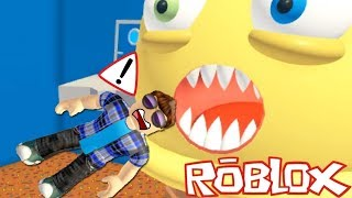 Roblox RUN FROM THE EVIL The Ice Cream Shop Obby! - EVIL ICE CREAM SHOP OWNER LOCKED US IN!