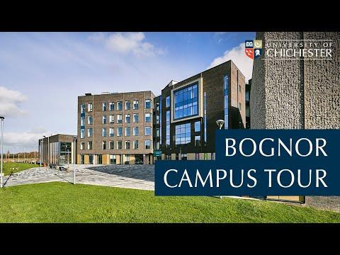 Bognor Campus Tour   University Of Chichester
