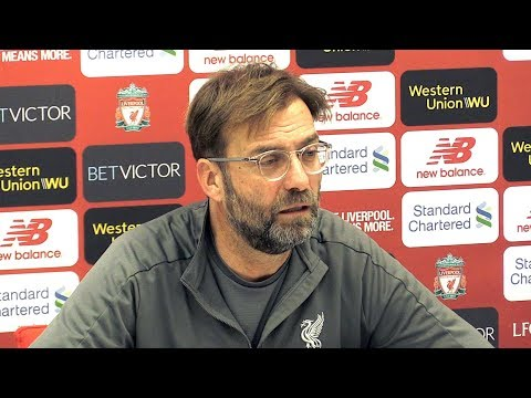 Jurgen Klopp Full Pre-Match Press Conference - Liverpool v Newcastle - Premier League