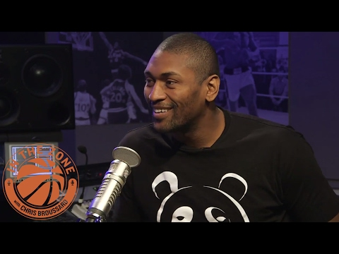 'In the Zone' with Chris Broussard Podcast: Metta World Peace (Full Interview) - Episode 13 | FS1