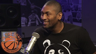 In the Zone' with Chris Broussard Podcast: Metta World Peace (Full Interview) - Episode 13 | FS1