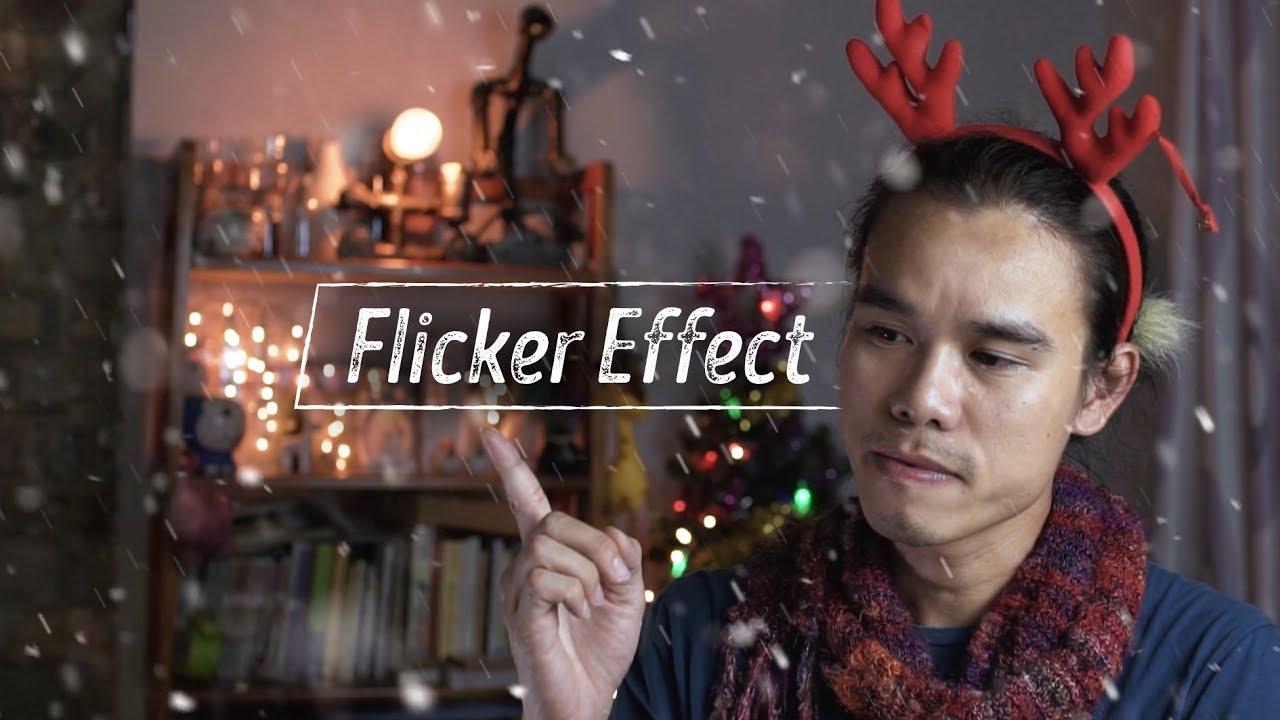 Hướng dẫn 4 cách làm hiệu ứng Flicker // Adobe Premiere CC