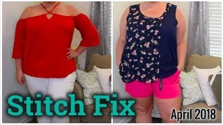 STITCH FIX UNBOXING AND TRY-ON #10   Taren Denise