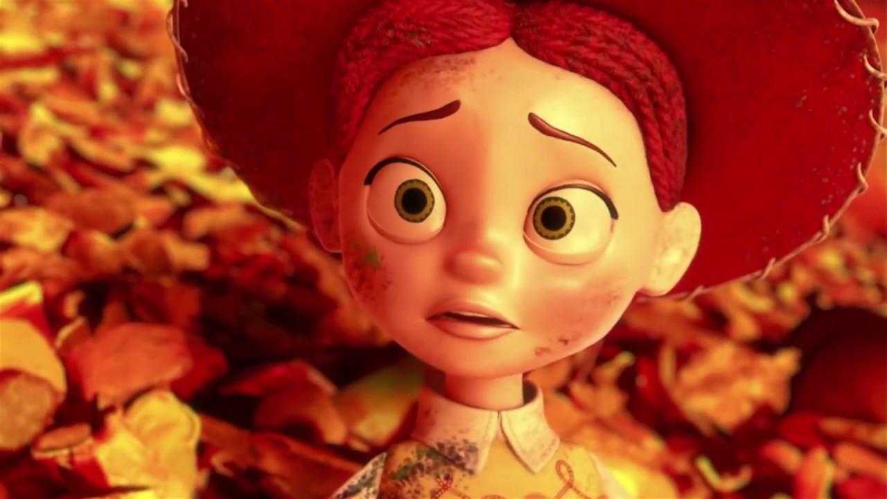 Toy Story 3 Escena Fuego Momentos De Película Youtube