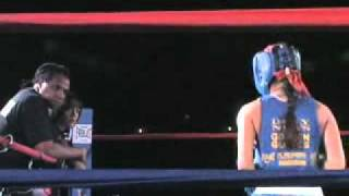 Women take the ring at Golden Gloves (Feb. 28, 2008)