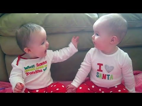 If You Will Not LAUGH You are a ROBOT - Funny Christmas Baby Fails Compilation 2018