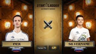 Iner vs SilverName, StarLadder Hearthstone Ultimate Series
