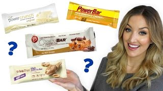 THE TRUTH ABOUT PROTEIN BARS | Which is the HEALTHIEST?