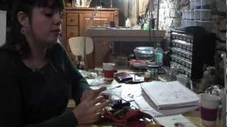 Video Sophie Mouleyre - Création de Bijoux Contemporains download MP3, 3GP, MP4, WEBM, AVI, FLV Juni 2018