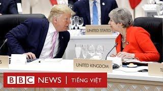 Tổng thống Donald Trump giận Anh, cũng làm Việt Nam lo lắng? - BBC News Tiếng Việt