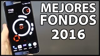 MEJORES FONDOS de Pantalla ANIMADOS para Android 2016