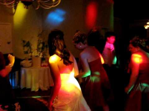 Wedding at Vic's