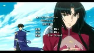 Gundam00 S2 Alternate Opening - Fatally