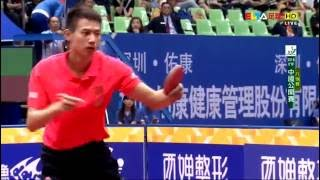 2016  China Open (MS-QF4) ZHOU Yu - FAN Zhendong [Full Match/Chinese   HD1080p]