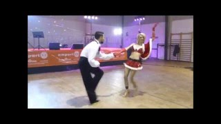 "Show Dance Jive Michael Bublé - ""Christmas"" (Baby Please Come Home)"