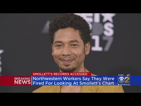 TimBuck2 - Several Hospital Employees Terminated for Viewing Jussie's Records