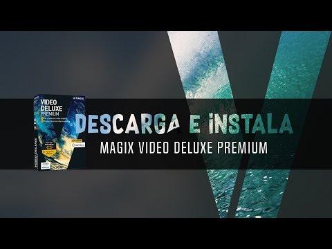 Magix video deluxe premium 2017 Full (Descarga segura y Gratis)
