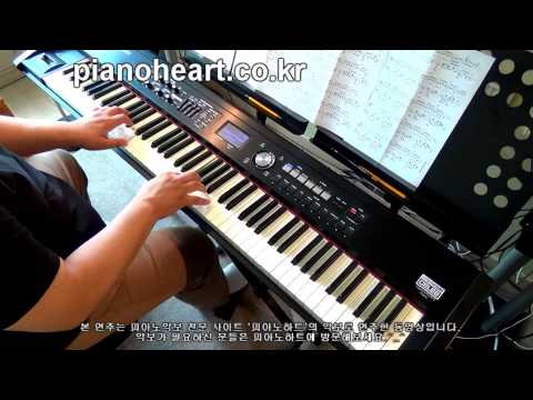 혁오(hyukoh) - 위잉위잉(Wi ing Wi ing) 피아노 연주