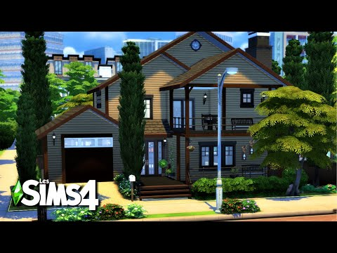 The Sims 4 | Glentwood Family House 🏡 | No CC | Speedbuild