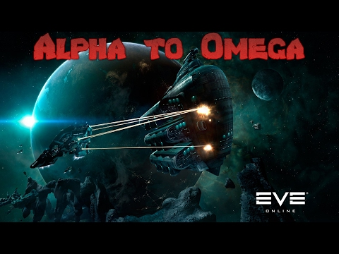Eve Online - Alpha to Omega - Hole 2 and Large Warp Disruption Bubbles! Ep 11