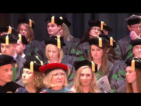 ETSU Quillen College of Medicine Graduation 2013