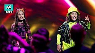 Karla og Liva - Brug din fantasi (LIVE) | MGP 2020