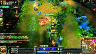 LoL Dunkfest (commentary | big plays | 420 backdoors | no wards | asians going deep | shut up Tats)
