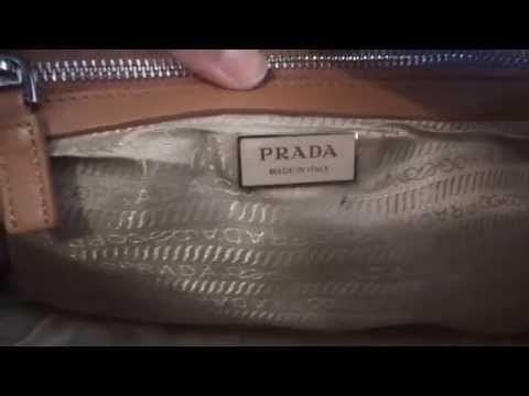 prada purces - How to avoid buying a FAKE PRADA wallet - YouTube