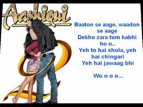 aasan nahi yahan official video hd 1080p