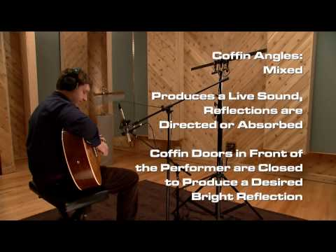 Recording with Adjustable Acoustics at Curtis Inc