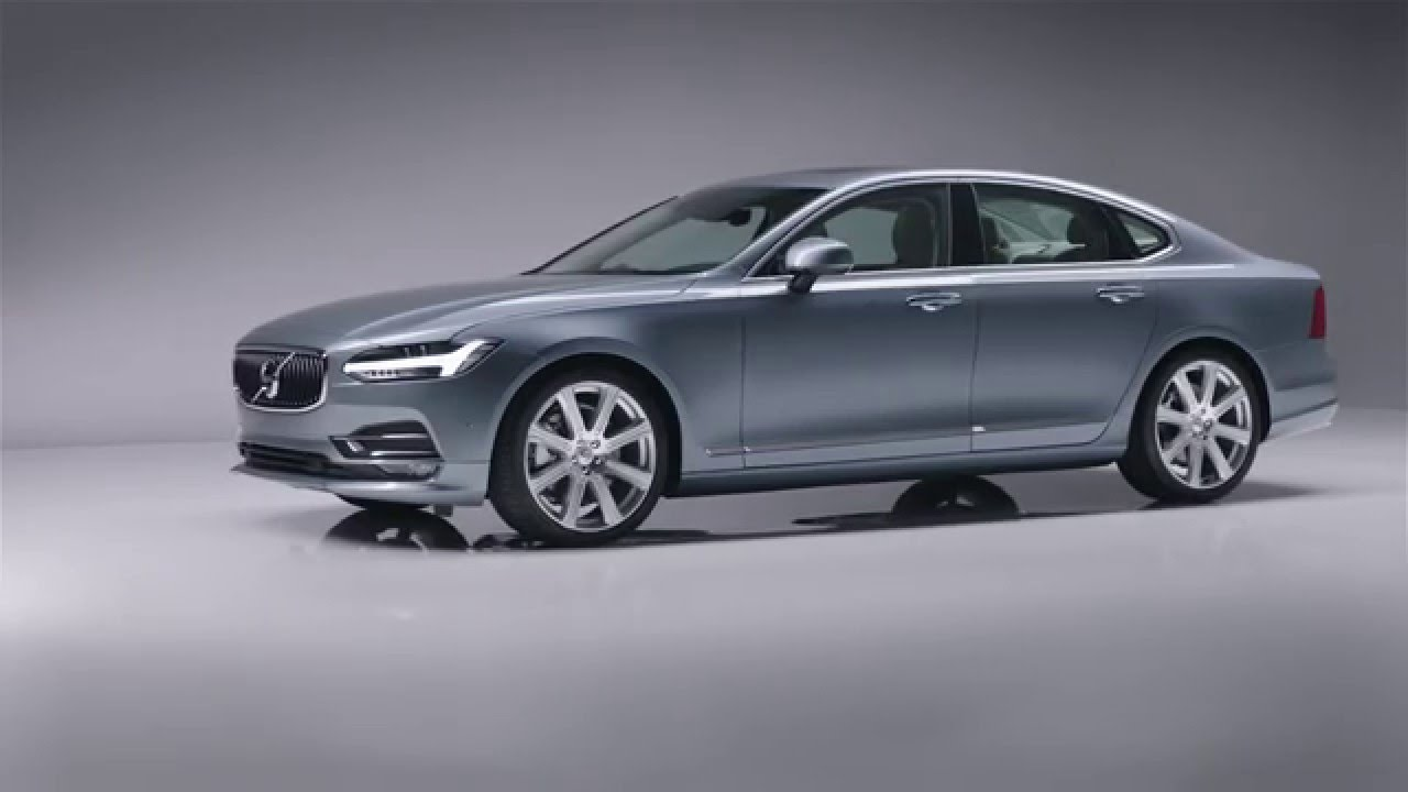 volvo s90 berline de luxe vue ext rieure youtube