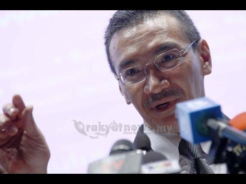 Tun M Bukan Pengkhianat UMNO - Hishammuddin