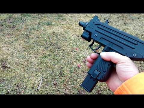 22lr Uzi pistol