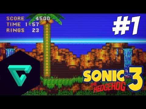 Sonic 3 and Knuckles - #1 - Knuckles el malo