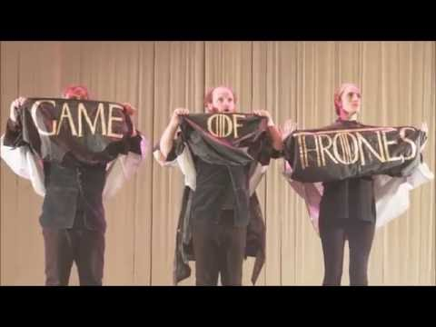 Graeme of Thrones - parody of hit TV show at Norwich Playhouse